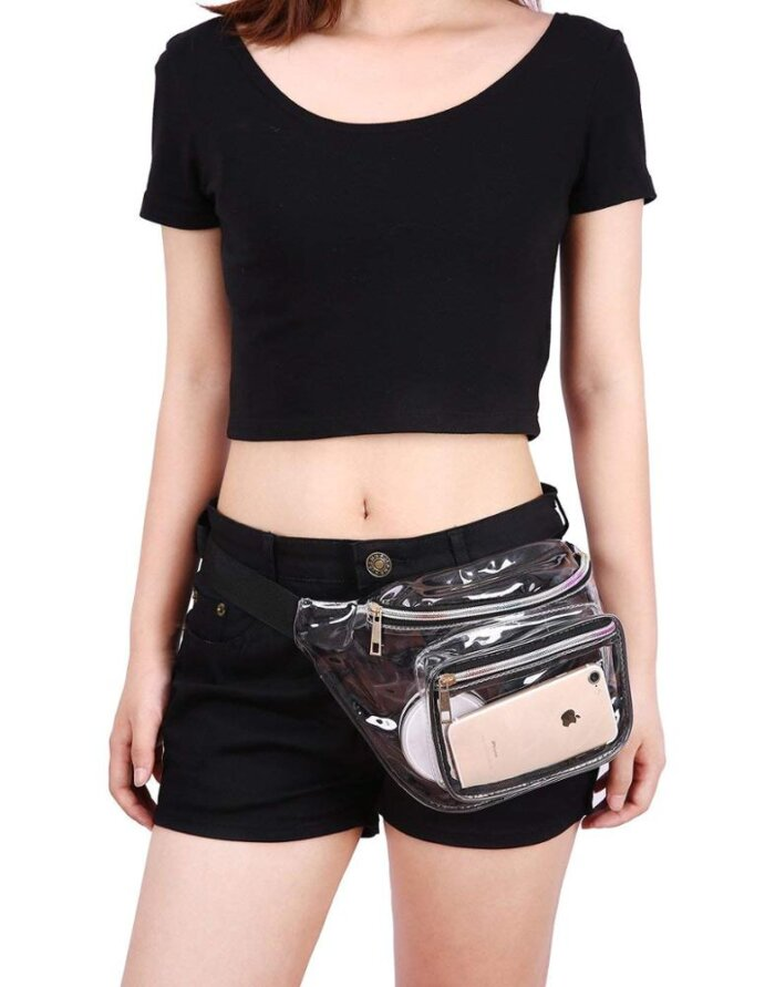 Clear-Fanny-Pack-for-Travel-CFP001-2
