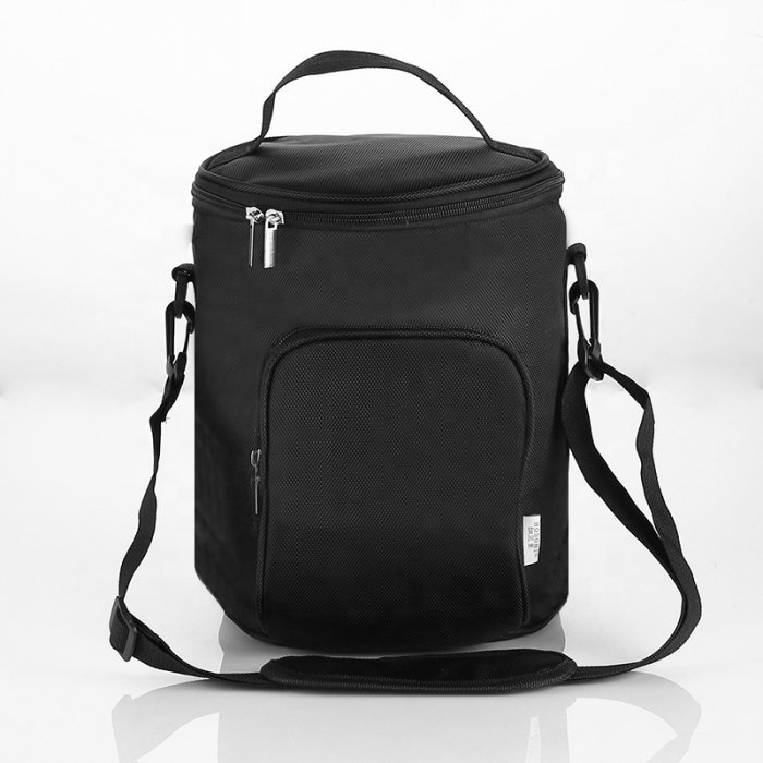 Custom-print-Polyester-Insulated-Lunch-Cooler-Bag
