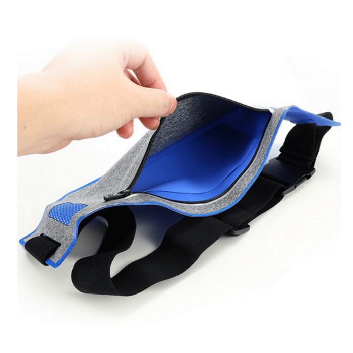 Polyester-waterproof-running-belt-waist-bag-FP004-5