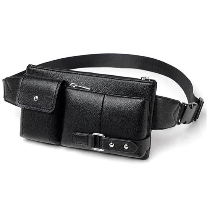 Wholesale-waterproof-pu-leather-waist-bag-PFP004-3