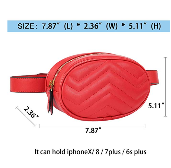 Women-Elegant-PU-Leather-Waist-Bag-PFP008-2