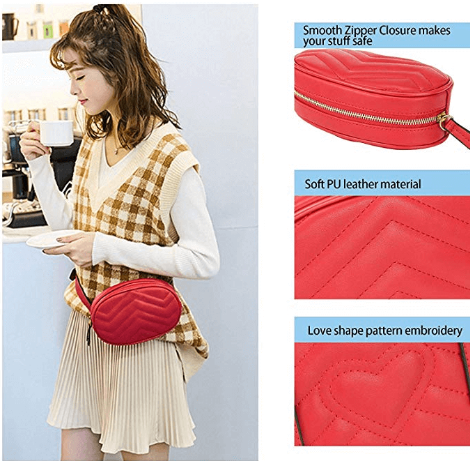 Women-Elegant-PU-Leather-Waist-Bag-PFP008-4