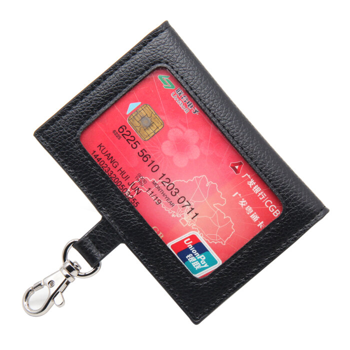 leather-id-card-holder-with-metal-clip-CRH003-1