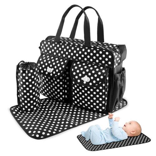 3PCS-Diaper-Bag-Tote-Set-Baby-Bags-for-Mom-DP001-2