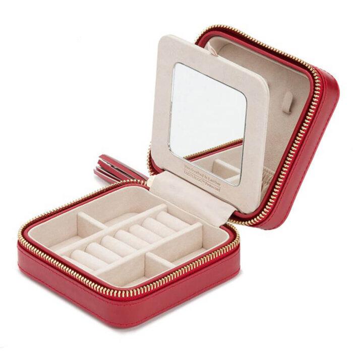 Leather-Jewelry-Zip-Case-Storage-box-JB007-3