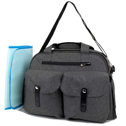Tote-Diaper-Bag-Large-Messenger-Baby-DP018-3